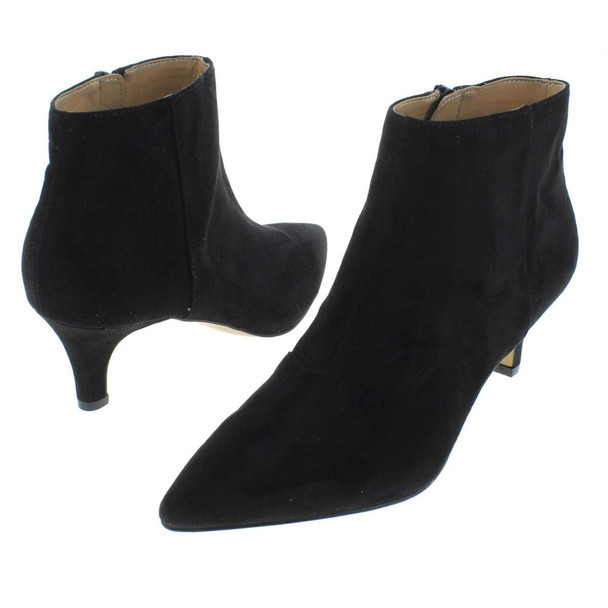 INC Womens Zennora Solid Pointed Toe Ankle Boots~pp-2511c7b9