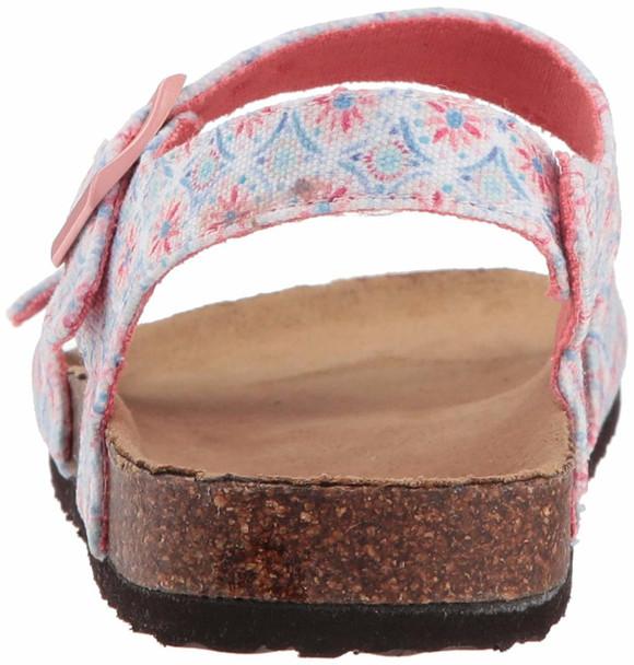 Kids Joules Girls Y_JNRTIPPYTOES Velcro Ankle Strap Slide Sandals~pp-253ca6d2