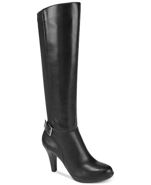 Alfani Womens Vennuss Closed Toe Over Knee Fashion Boots~pp-2d1a334f