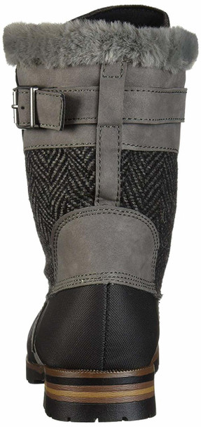 ROCK & CANDY Womens danlea Closed Toe Mid-Calf Cold Weather Boots~pp-380926fe