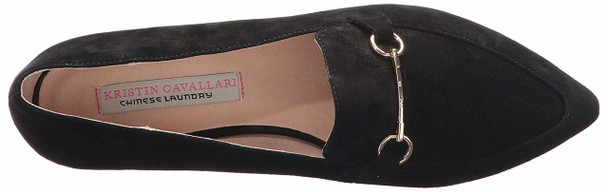 Chinese Laundry Kristin Cavallari Womens Cambrie Suede Pointed Toe Loafers~pp-45833856