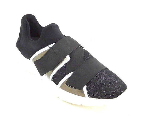 GUESS Womens Verna Low Top Velcro Fashion Sneakers~pp-4700cf1c