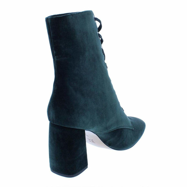 BCBGeneration Womens Alexa Square Toe Covered Heel Mid-Calf Boots~pp-4884a611