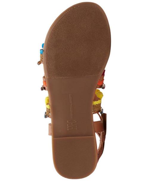 INC International Concepts Womens mariani Open Toe Casual Gladiator Sandals~pp-4f810f4f