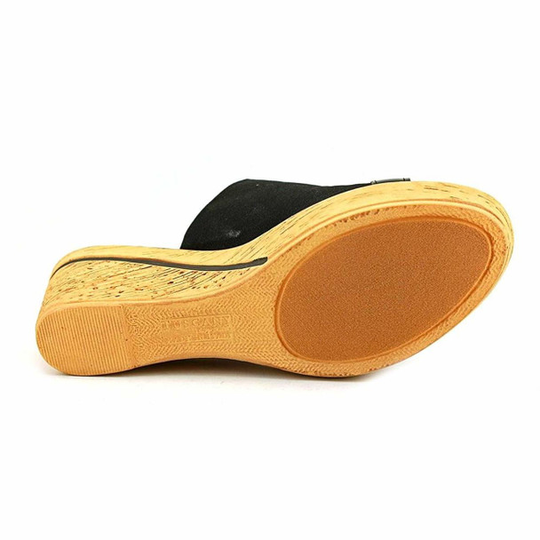 Easy Street Women's Adagio Wedge Slide~pp-5a2a45c7