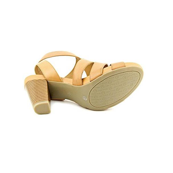 Giani Bernini Womens BAYLYNN Leather Open Toe Casual~pp-5c24ea6d