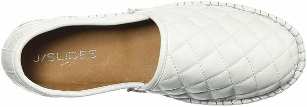 J Slides Womens Renata Low Top Slip On Fashion Sneakers~pp-5ef8ef05