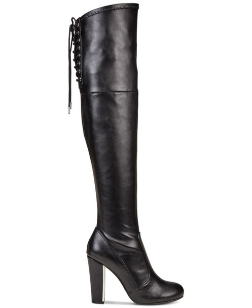 Material Girl Womens Priyanka Closed Toe Over Knee Fashion Boots~pp-601e7adc