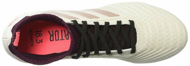 adidas Originals Women's Predator 18.3 FG W Soccer Shoe~pp-629fe66e