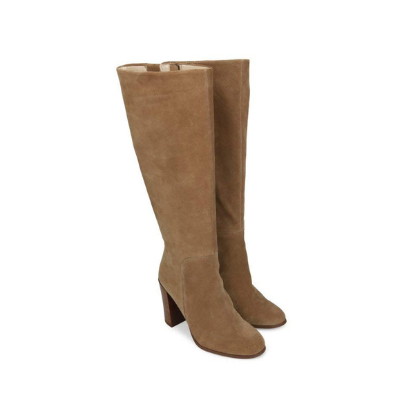 Kenneth Cole New York Womens Justin Leather Closed Toe Knee High Fashion Boots~pp-639ae9cf