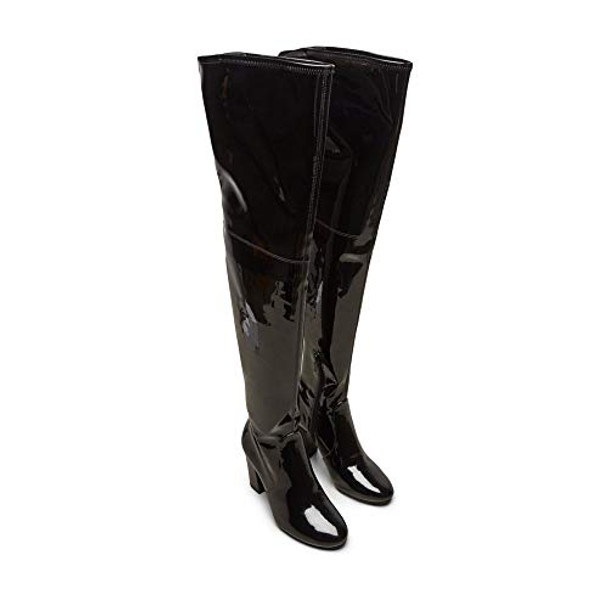 Kenneth Cole New York Women's Angelica Thigh-high Heeled Boot Over The Knee~pp-662ef8c1