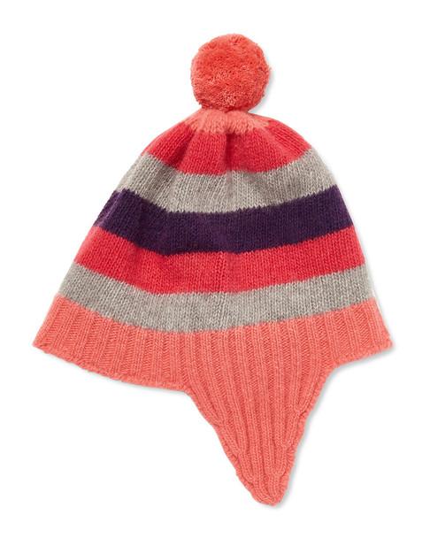 Portolano Striped Knit Hat~1111976299