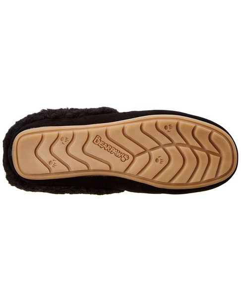 BEARPAW Tilley Suede Moccasin Slipper~1311661646