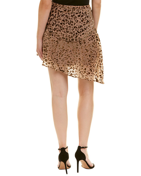 Haute Hippie Edith Wrap Skirt~1411494242