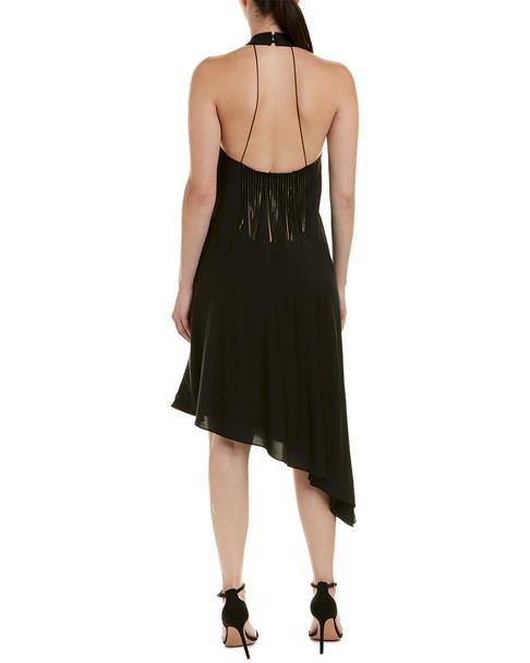 Haute Hippie Halter Shift Dress~1411952948