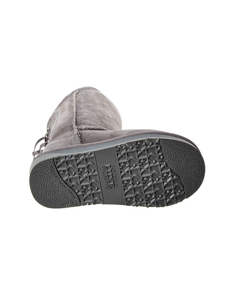Australia Luxe Collective Kids' Dita-Gray Suede Boot~1511724005