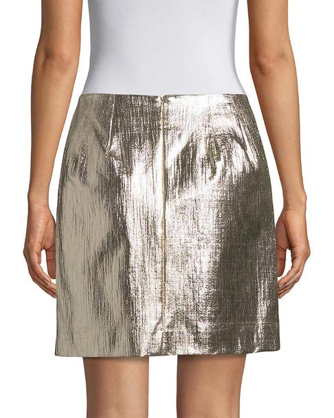Whit Tate Mini Skirt~1050798669