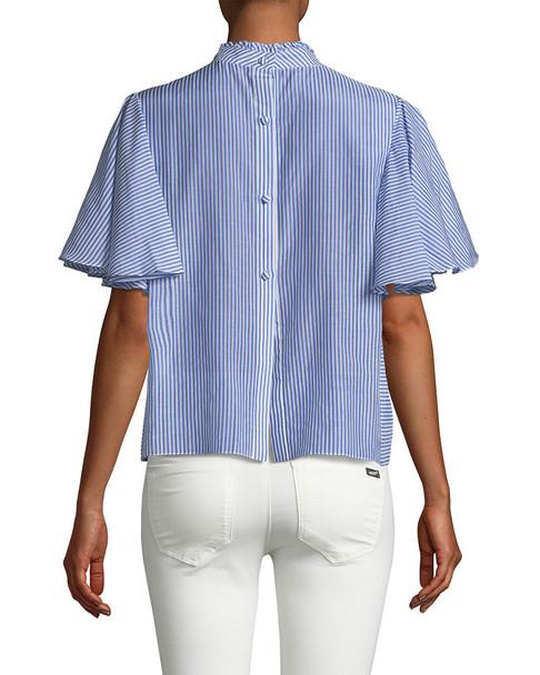 Whit Boheme Cotton-Blend Top~1050798680
