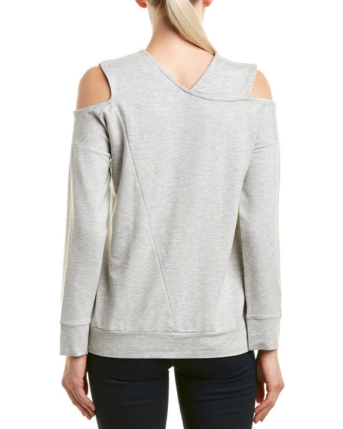 French Connection Cold-Shoulder Top~1411153913
