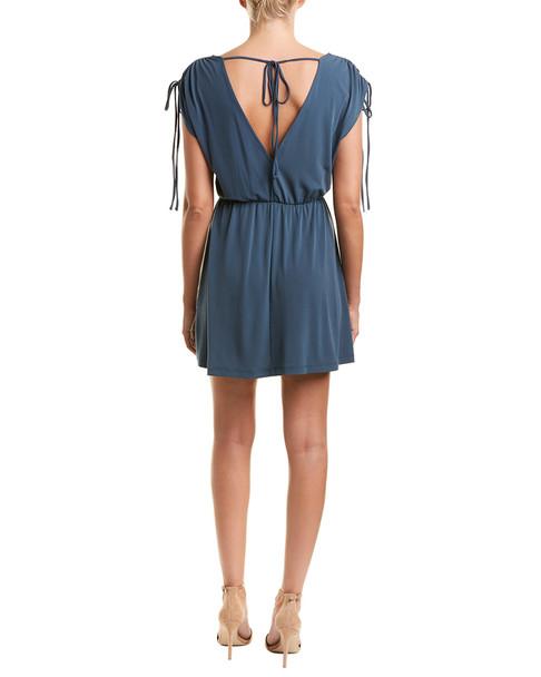 BCBGeneration Crossover Mini Dress~1411587847