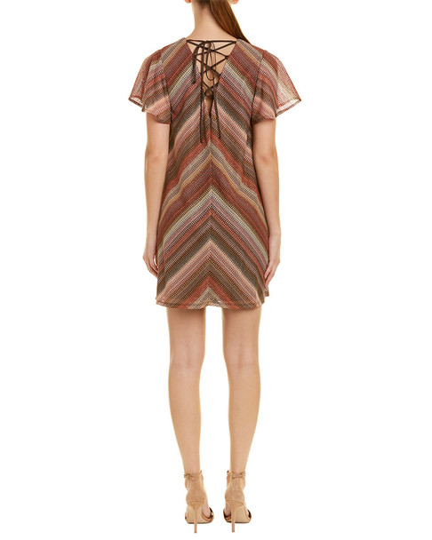 BCBGeneration Ruffle Shift Dress~1411664786