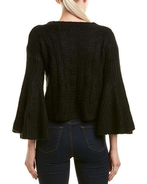 Avantlook Bell-Sleeve Sweater~1411701669