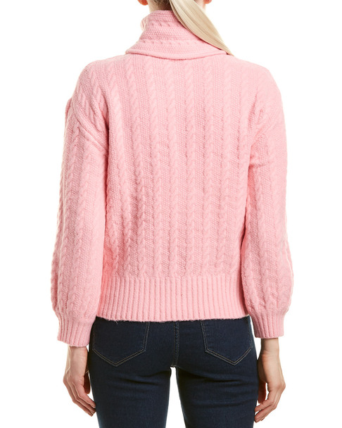 English Factory Cable-Knit Sweater~1411810234