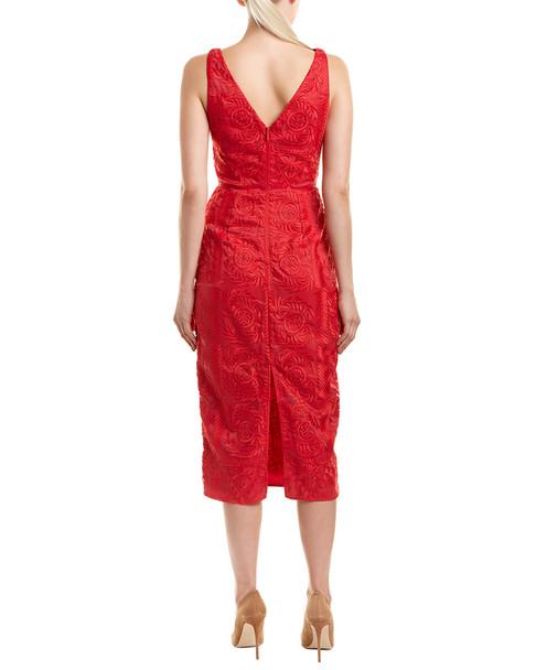 Finders Spectrum Midi Dress~1411980421