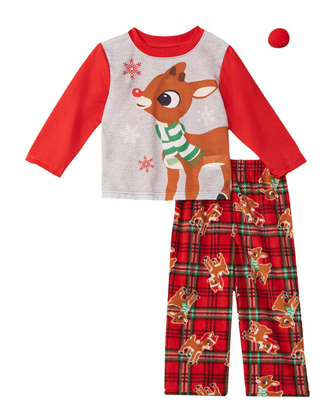 Rudolph 3pc Pajama Set~1511891373