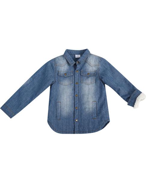 Egg Harley Faded Cotton Jacket~1511974598
