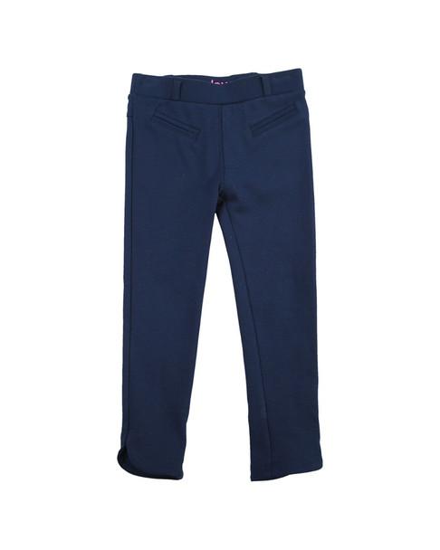 Egg Ponte Solid Pants~1511974605