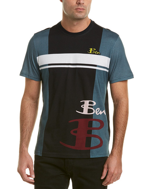 Ben Sherman Multi-Logo T-Shirt~1010003867