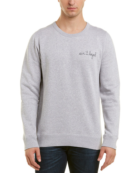 Maison Labiche Ain't Loyal Sweatshirt~1010764891
