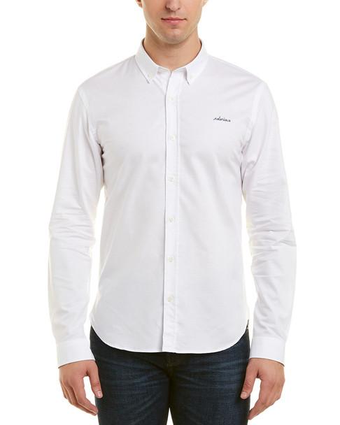 Maison Labiche French Touch Slim Fit Buttondown Shirt~1010764899