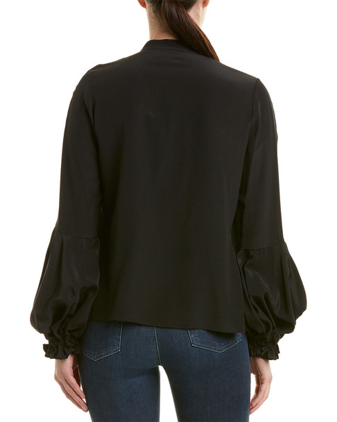 ALEXIS Silk Blouse~1050025291