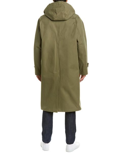 Sanyo Bluefrog Balmacaan Coat~1221821191