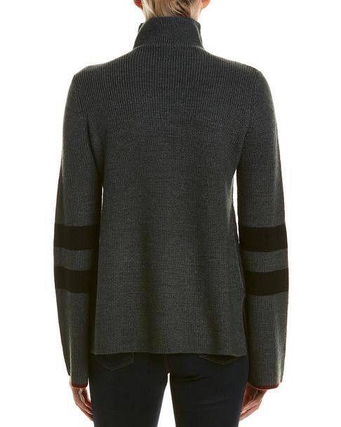 ecru Wool-Blend Sweater~1411141631