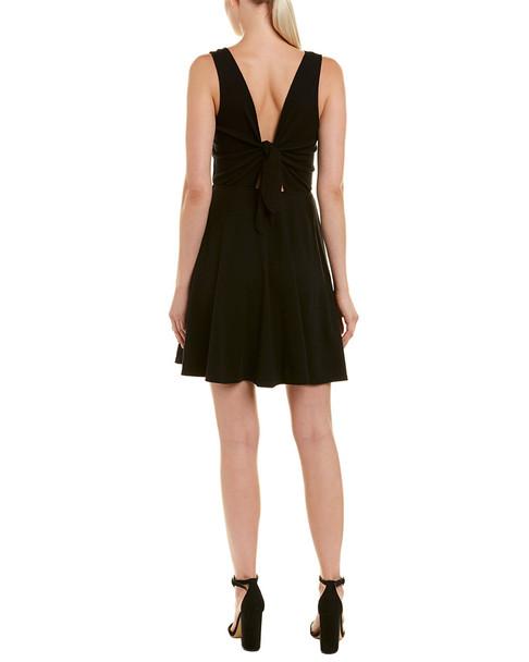 Three Dots Tie-Back Dress~1411436169