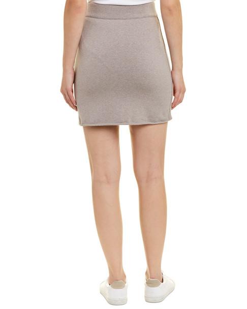 PHILANTHROPY Tropica Silk-Blend Mini Skirt~1411697097