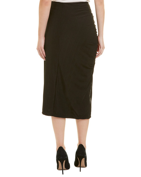 Lea & Viola Ruched Pencil Skirt~1411880100