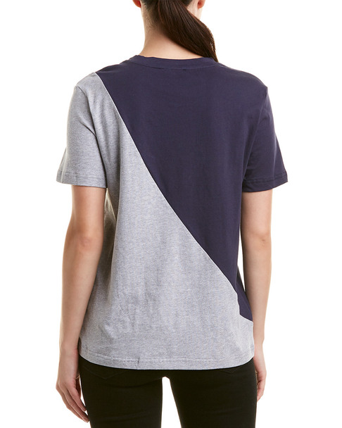 Lea & Viola Embroidered T-Shirt~1411945739
