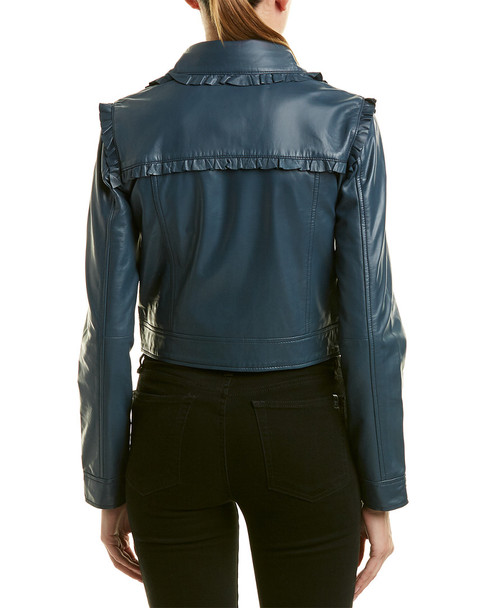 Walter Baker Leather Jacket~1411965621