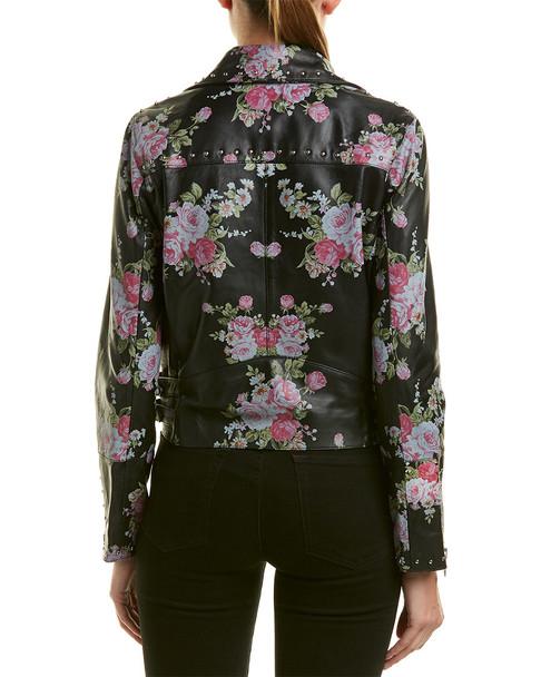 Walter Baker Sherron Leather Jacket~1411965622