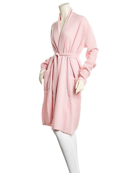 sofiacashmere Thermal Bathrobe~1412962009