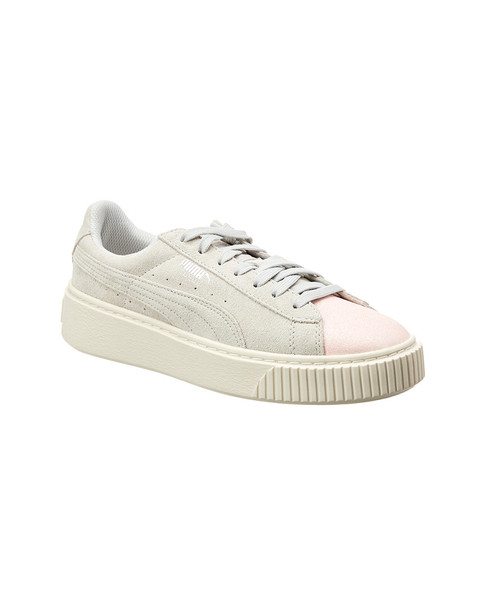 buy popular 7778c 59b2d PUMA Suede Platform Glam Jr~1511787975
