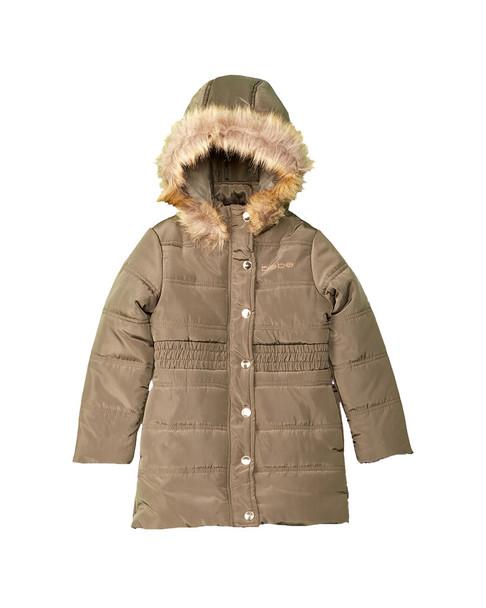 bebe Long Puffer Coat~1511989563
