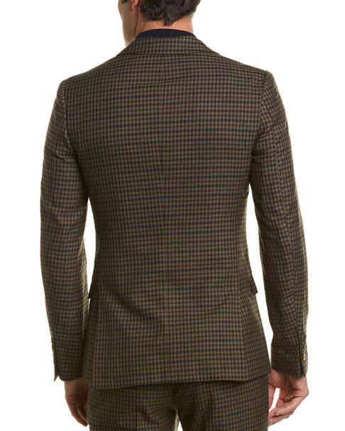 Paisley & Gray Ashton Peak Lapel Slim Fit Jacket~1011672290