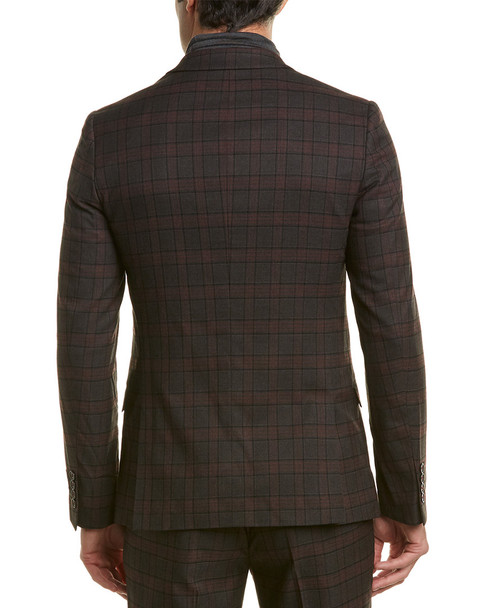 Paisley & Gray Ashton Peak Lapel Slim Fit Jacket~1011672296