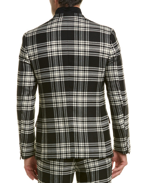 Paisley & Gray Dover Notch Lapel Slim Fit Jacket~1011672320