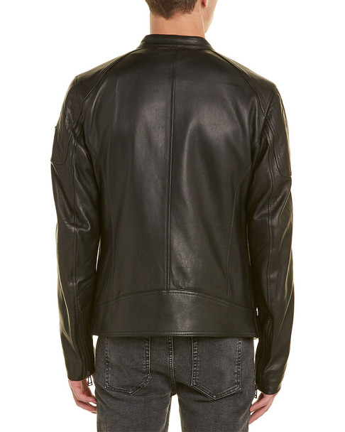 Belstaff A.Racer Leather Jacket~1221820991